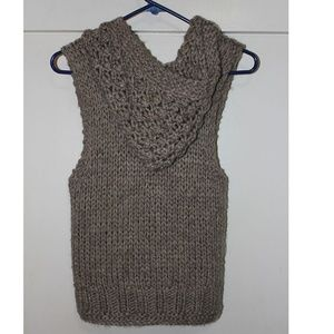 Cozy Jackets Coats Womens Crochet Vest Ml Poshmark